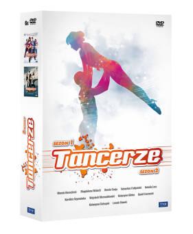 Tancerze.Serie 1-2 box