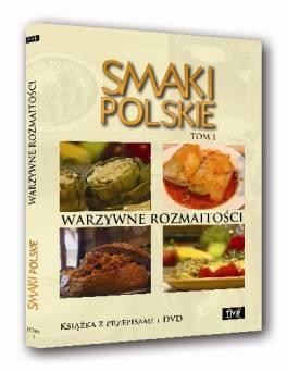 Smaki polskie tom 1 - Warzywne rozmaitości