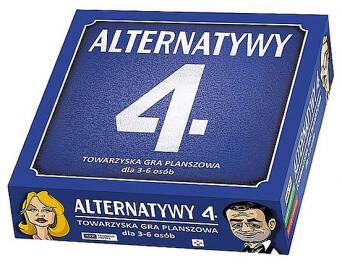 Alternatywy 4 - gra planszowa