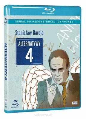 Alternatywy 4 Blu-ray