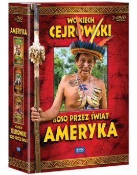 Wojciech Cejrowski. Boso przez świat - Ameryka  BOX