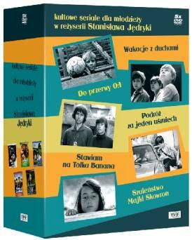 Kultowe seriale dla młodzieży w reżyserii Stanisława Jędryki