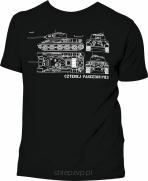 """T-shirt """"Czterej pancerni i pies"""""""