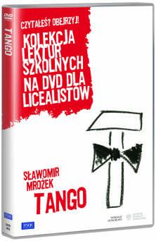 Tango - lektura liceum