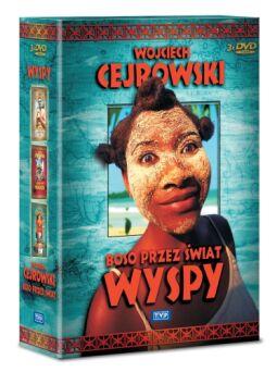 Wojciech Cejrowski. Boso przez świat - Wyspy  BOX