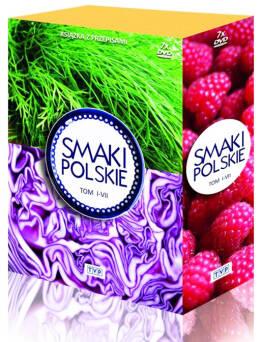 Smaki polskie tom 1 - 7