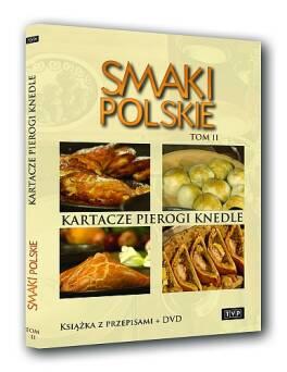 Smaki polskie tom 2 - Kartacze pierogi knedle