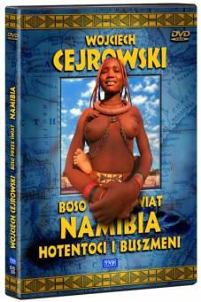 Wojciech Cejrowski. Boso przez świat - Namibia