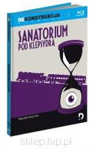 Sanatorium pod Klepsydrą książka +BD