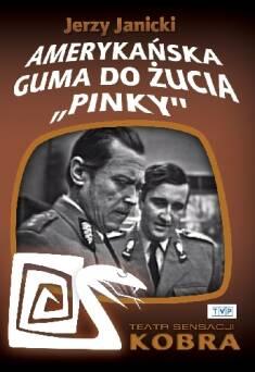 "Amerykańska guma do żucia ""Pinky"""