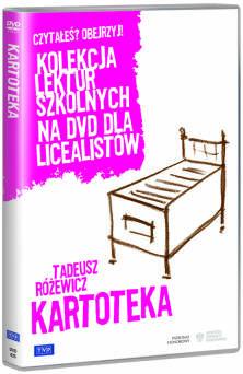 Kartoteka - lektura liceum